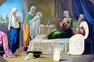 Слово о вечном. Рождество Крестителя Господня Иоанна