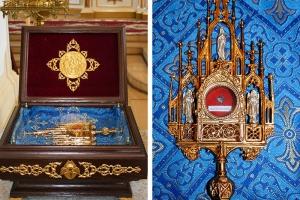Орловчане смогут поклониться частице ризы Пресвятой Богородицы