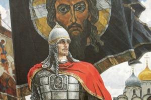 Митрополит Антоний: «Главное оружие святого Александра Невского — сила духа»