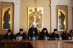 Состоялось годовое Епархиальное собрание Орловской епархии за 2018 год