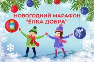 Добровольцы Орловской митрополии участвуют в марафоне «Елка добра»