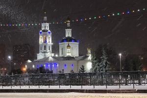 Накануне дня памяти святителя Филарета Московского митрополит Антоний совершил всенощное бдение