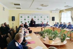 В Орле состоялась встреча духовников и атаманов первичных казачьих обществ