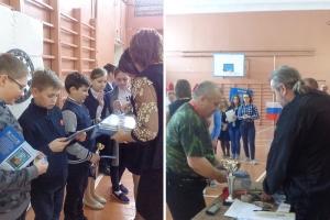 В Знаменском состоялся спортивный турнир на призы благочиния
