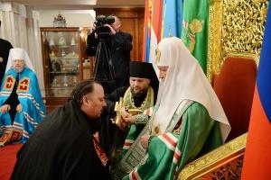 Состоялось наречение архимандрита Алексия (Заночкина) во епископа Мценского