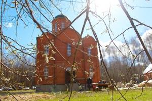 Пасхальный праздник в монастыре святого Кукши. Фоторепортаж