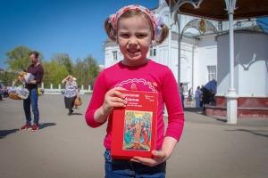 В храмах Орловской епархии прошла акция «Пасхальная весть»