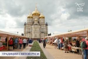 Телеканал «Спас» рассказал об орловском православном фестивале