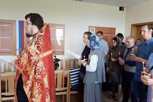 На кафедре теологии ОГУ сессия началась молебном