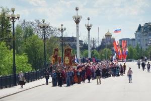 В Орле состоялся 17-й фестиваль «Святой Георгий»