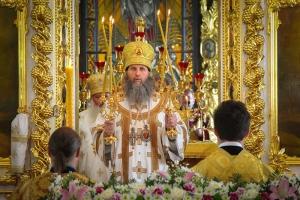 Митрополит Архангельский Даниил: «Всем нам желаю идти путем святости»
