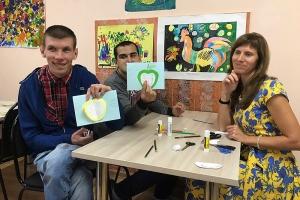 Волонтеры «Богоявленской семьи» рассказали о Преображении Господнем инвалидам с ментальными нарушениями