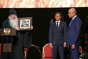 Митрополит Тихон поздравил с Днём Орловского района его жителей и гостей