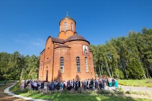 В обитель святого Кукши вернулась икона со столетней историей