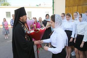 В Ливенской епархии молитвенно отметили пятую годовщину архиерейской хиротонии епископа Нектария
