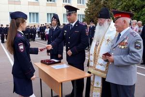 Митрополит Тихон поздравил орловских студентов с началом нового учебного года