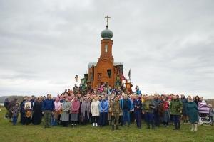 Крестный ход во Мценске собрал верующих из районов области