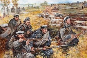 Под Орлом молитвенно помянут жертв гражданской войны — участников боев Орловско-Кромской операции 1919 года