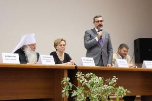 Владимир Легойда: «Чем больше человек знает о религиозных традициях, тем сложнее экстремистам им манипулировать»