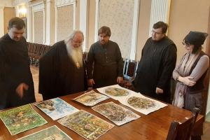 В Орловской епархии подвели итоги регионального этапа международного конкурса «Красота Божьего мира»