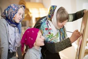 Орловские дети присоединились к всероссийской акции «Крылья Ангела»