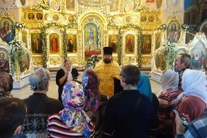 Центр православных инвалидов по слуху при Богоявленском соборе отметил 10-летие
