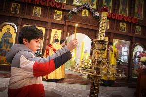 Православные христиане отмечают начало Рождественского поста
