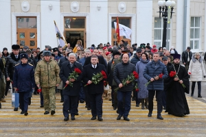 В Орле прошли памятные мероприятия, посвященные Дню неизвестного солдата