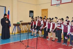 Вновь созданный волонтерский отряд в Лаврово обрел духовного наставника
