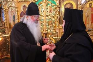 Архипастырь: «Преподобный Серафим Саровский весь мир видел в Боге»