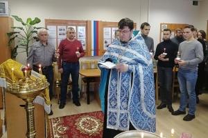 Священник призвал студентов-теологов закреплять полученные знания на практике
