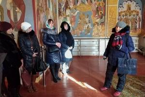 Педагоги орловского Дома творчества посетили храмы с экскурсией