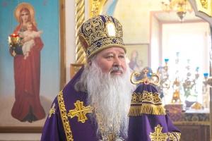 Обращение митрополита Орловского и Болховского Тихона к пастве