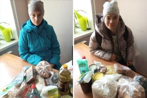 Добрый месяц: прихожане Троицкого храма продолжают помогать нуждающимся семьям