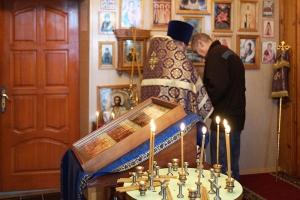 Неделя молитвы: в орловских исправительных учреждениях совершены богослужения с особыми молитвенными прошениями