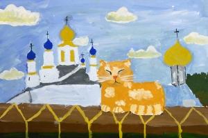 Более 300 работ прислали на конкурс ОГУ «Молодые художники о христианстве»