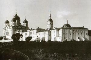 Эксперты согласовали границы защитной зоны Свято-Успенского монастыря