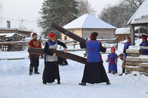 Всех приглашают на День православной молодежи в «Знаменской богатырской заставе»
