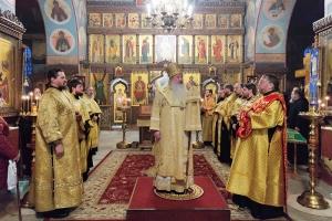 Церковь отмечает память Вселенских учителей и святителей