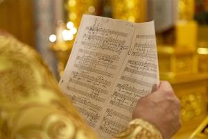 В ИК-5 УФСИН России по Орловской области создан церковный хор