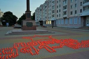 Священники и прихожане орловских храмов присоединились к акциям в честь Дня памяти и скорби