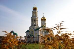 Митрополит Тихон совершил Литургию в Большом Сотниково в день престольного праздника храма святого Александра Невского