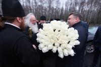 Архиепископ Тихон начал свое служение на Орловской кафедре. 13 апреля 2019 г.
