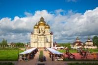 В Вятском Посаде прошел II Международный фестиваль православной культуры и народного искусства «Традиции Святой Руси». 11 мая 2019 г.
