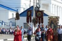 Кромы стали центром празднования Дня славянской письменности и культуры в Орловской области. 24 мая 2019 г.
