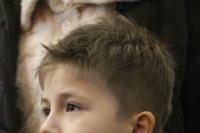 ВНеделю поРождестве Христовом митрополит Орловский иБолховский Тихон совершил литургию в Христорождественском храме с. Путимец Орловского района. 12 января 2020 г.