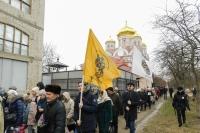Сотни орловчан прошли в традиционном Рождественском крестном ходе 8 января 2020 г.