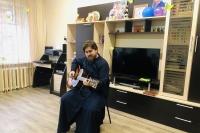 Волонтеры движения «Богоявленская семья» побывали в Центре для инвалидов старше 18 лет с ментальными нарушениями
