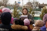 В Михаило-Архангельском храме Орла Прощеное воскресенье отметили всем приходом