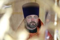 Митрополит Орловский и Болховский Тихон совершил всенощное бдение накануне дня памяти Великомученика Георгия Победоносца. 5 мая 2020 г.